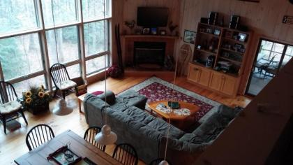 Berkshires Retreat, Large 6+ BR Home With Amenities In Otis, MA