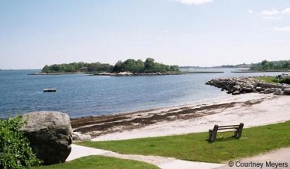 Cottage w/Waterview In Private Beach Community - Mystic, CT Vacation Rental