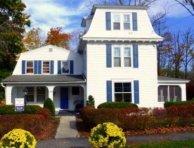 House On Main Street, Vacation Home Rental In Williamstown, MA - The Berkshires