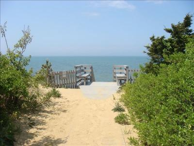 Sandcastle Lookout - Eastham, MA - Cape Cod