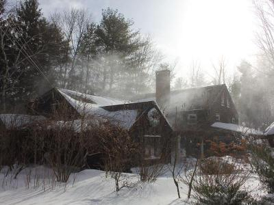 The Perfect Southern Berkshire Winter Vacation, Vacation Home Rental Sheffield, MA