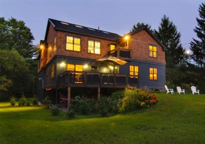 Beautiful New Construction Vacation Home - Stockbridge, MA - The Berkshires