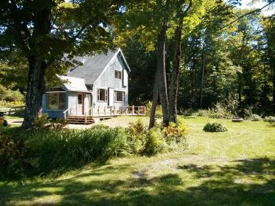Flight's End-A Country Home With Babbling Brook - Hawley, MA - The Berkshires