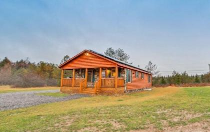 Lovely Newly Built 3BR Benezette Cabin w/Wifi, Indoor/Outdoor Fireplaces & Gorgeous Mountain Views -