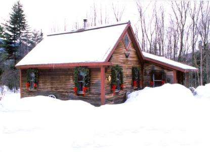 Romantic Cabin:1 Bdrm + Loft, Woodstove, Sleeps 5 - Stowe, VT - Stowe-Smugglers Notch