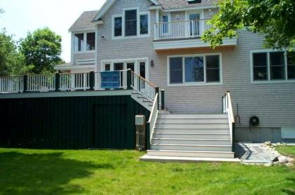 Fabulous Beach House On Beautiful Sandy Cove - Cohasset, MA - South Shore