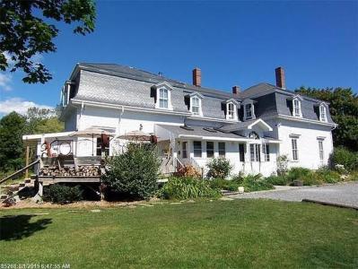 The Maine Hideaway - Pilot House Room - Brooklin, ME - Downeast & Acadia