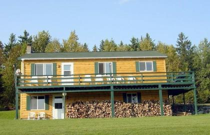 'Unwind Acres' In The Great North Woods Near The Balsams Resort. - Colebrook, NH - Great North Woods