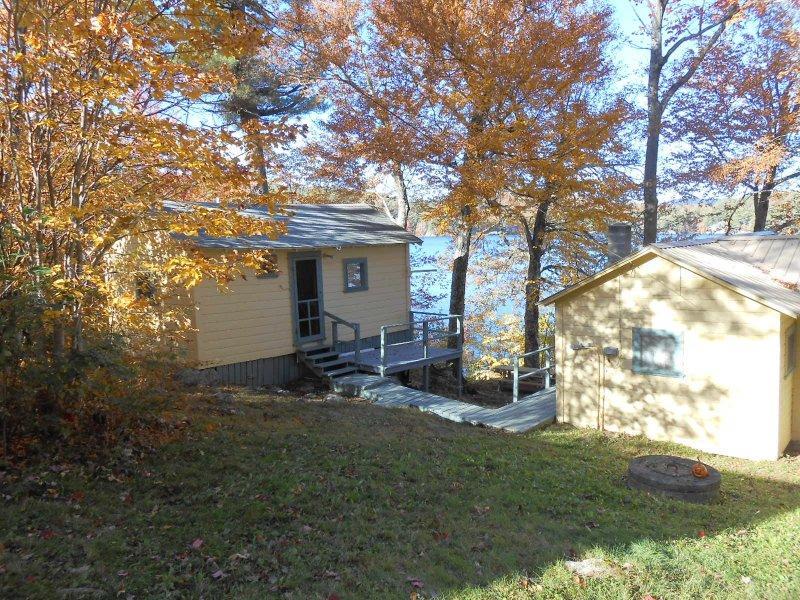 Sunapee Area - Lakeside Cottage Trio On Sand Pond - Marlow, NH -