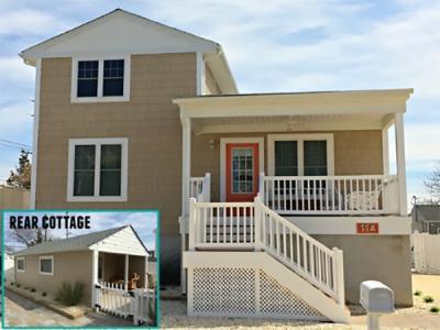 114 Newark, Whole - Lavallette, NJ - Shore Region NJ Vacation Rental - Listing #14588