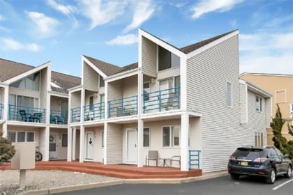 1704 Grand Central Avenue , Unit 6 - Lavallette, NJ - Shore Region NJ Vacation Rental - Listing #156