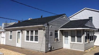 17 Newark Avenue - Rear - Lavallette, NJ - Shore Region NJ Vacation Rental - Listing #2007