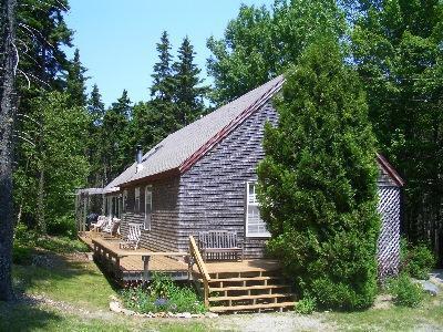 Tranquility Cottage, Acadia National Park, ME Vacation Rental - Acadia National Park ME