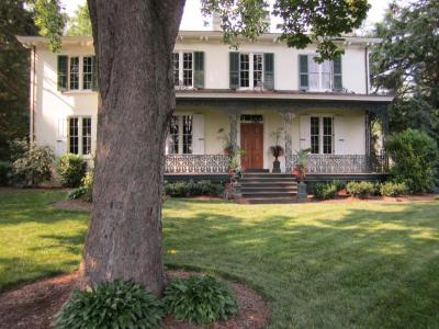 """Mount Pleasant"" Ironmaster Mansion - Lancaster, PA - Pennsylvania Dutch Country Vacation Rental"