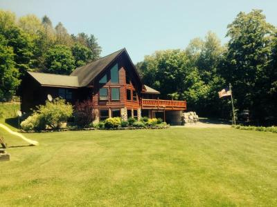 Post & Beam Cedar Log Home Getaway - Syracuse, NY - - DeRuyter Lake - Central New York Vacation Rent