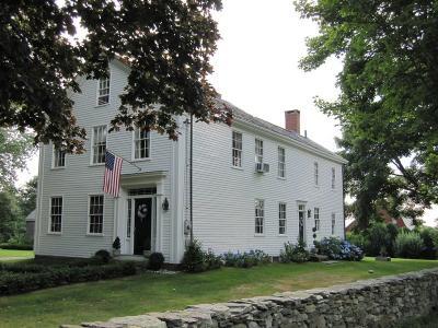 Captain Philip Cory House - Tiverton, RI - Newport Region RI Vacation Rental