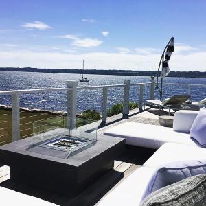The Coastal Cottage -190 Degree Views & Pool Table - Tiverton, RI - Newport RI Region Vacation Renta