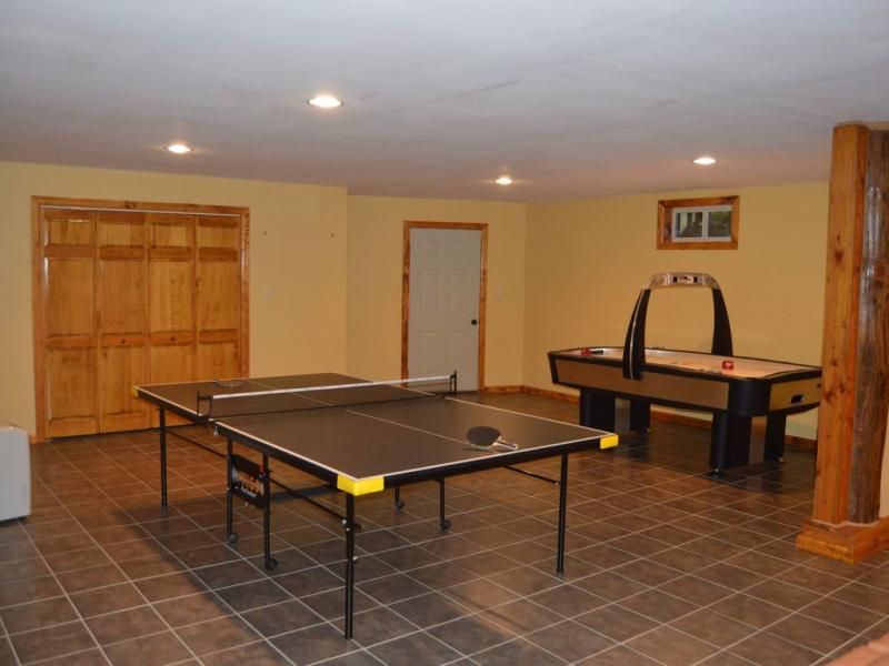 Bear Trail Lodge - Potter County Vacation Home - Austin, PA