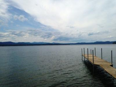 Cozy Log Home On Lake Champlain - Panton, VT - Lake Champlain Valley VT Vacation Rental