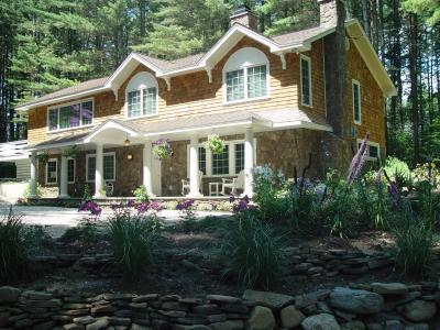 One Of The Finest Homes And Best Location In The Berkshires - Stockbridge, MA - Berkshire MA Vacatio