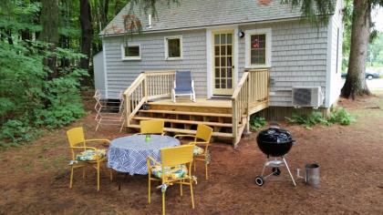 Spruce Camp at Grey Shingles Camps - Wolfeboro, NH - Lakes Region NH Vacation Rental
