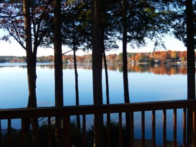 4 Bedroom Lakefront/Ski House In The Berkshires - Otis, MA - Berkshires MA Vacation Rental