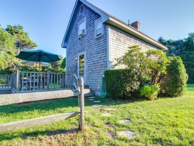 Cozy House Near The Beach w/Outdoor Shower - For Privacy And Fun! - Katama, Edgartown, MA - Cape Cod