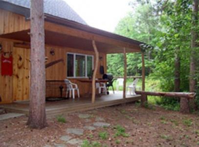 Secluded Private Cabin Tucked Away In Red Pines By Keuka Lake - Keuka, NY - Finger Lakes Region NY V