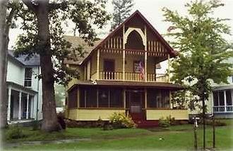 The Drake Cottage At Thousand Island Park, New York - Thousand Island Park, NY Vacation Rental