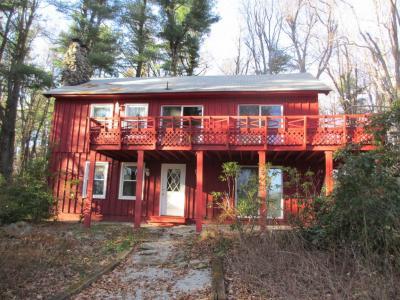 3 Bedrooms, 3 Baths, Loft, 200 Yards From Lake - Tolland, MA - Berkshires MA Vacation Rental