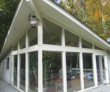 Berkshire Glass Tree House - Egremont, MA - Berkshires MA Vacation Rental