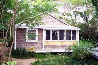 Cape Cod Vacation Cottage, Secluded With Pamet View - Truro, MA - Outer Cape Cod MA Vacation Rental