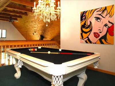 Modern Ski Chalet, Pool Table, Movie Screen, Skiing Hunter Windham Mountains - Catskill, NY - Catski