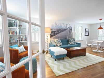 Newly Renovated 3 Bedroom Haus In Lenox w/ Modern Interior Design - Lenox, MA - Berkshires MA Vacati