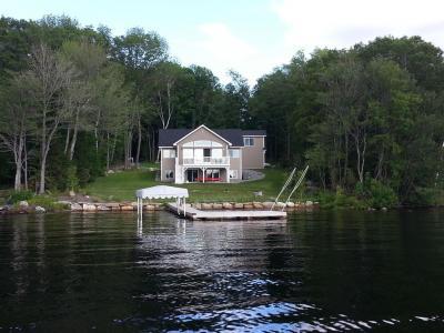 Sunset Place - Otis Reservoir - Spectacular Lakefront House! 7 Night Min Stay - Otis, MA - Berkshire