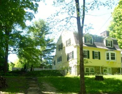 Enchanted Cottage On Babbling Brook - Tyringham, MA - Berkshires MA vacation Rental
