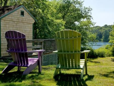 Historic Home On Bourne Pond – 4 Acres Of Land, 10 Minutes To Beach - East Falmouth, Falmouth, MA