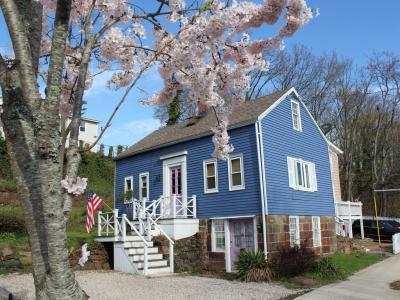 Charming Rustic 1900-Oysterman's Cottage In Historic Quinnipiac River Waterfront - Fair Haven Height