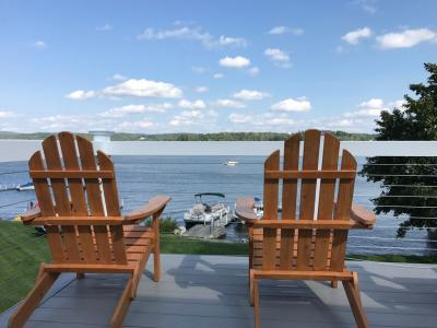 Ridge House--Waterfront Home With Private Dock On Pontoosuc Lake - Pittsfield, MA - Berkshires MA Va