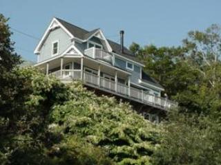 Bayside Sunshine Cottage With Water Views Sleeps 6 - Northport, ME Mid-Coast Maine