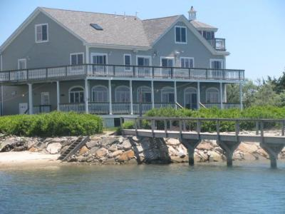 Large Water Front Property With Dock - Falmouth, MA - Cape Cod